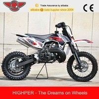 Gas-powered Dirt Bike 50cc for Kids (DB502B)