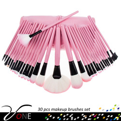 Hot selling makeup tool set 32pcs makeup brush with high quality