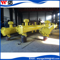 Customized design asme design code pig trap receiver and launcher machine made in china