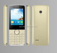 Low end 2.4 inch good price quad band dual sim mobile phone 2005D