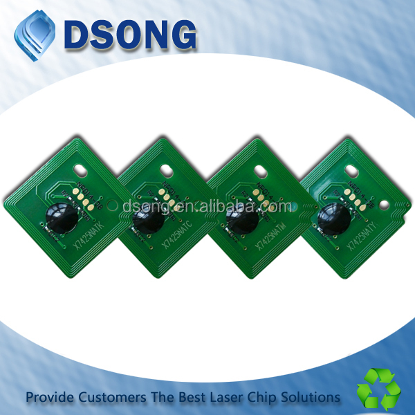 006R01509-12 WorkCentre 7525 toner chip for Xerox WC 7530/7535/7545/7556/7835/7840/7855, WorkCentre 7830 toner chip