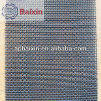 China factory sully hot sell hardened for extra strength 11x11 strands per inch/316 Marine Grade Woven Stainless Steel mesh