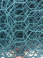 2017 Cheap galvanized Iron wire mesh fence for boundary wall for sale