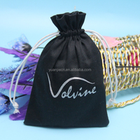 Shenzhen factory wholelsale custom made cotton bag,canvas drawstring tote bag calico dust handbag with competitive price