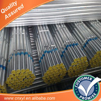 ERW Table Pipe /GI Pipe/Galvanized Steel Tube