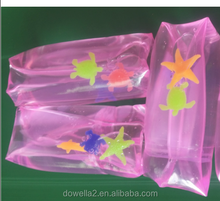 High quality cheap small plastic pink water snake toy for pressure relief