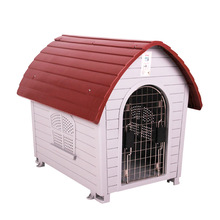 High Quality Outdoor and Indoor Foldable Dog Kennel Green