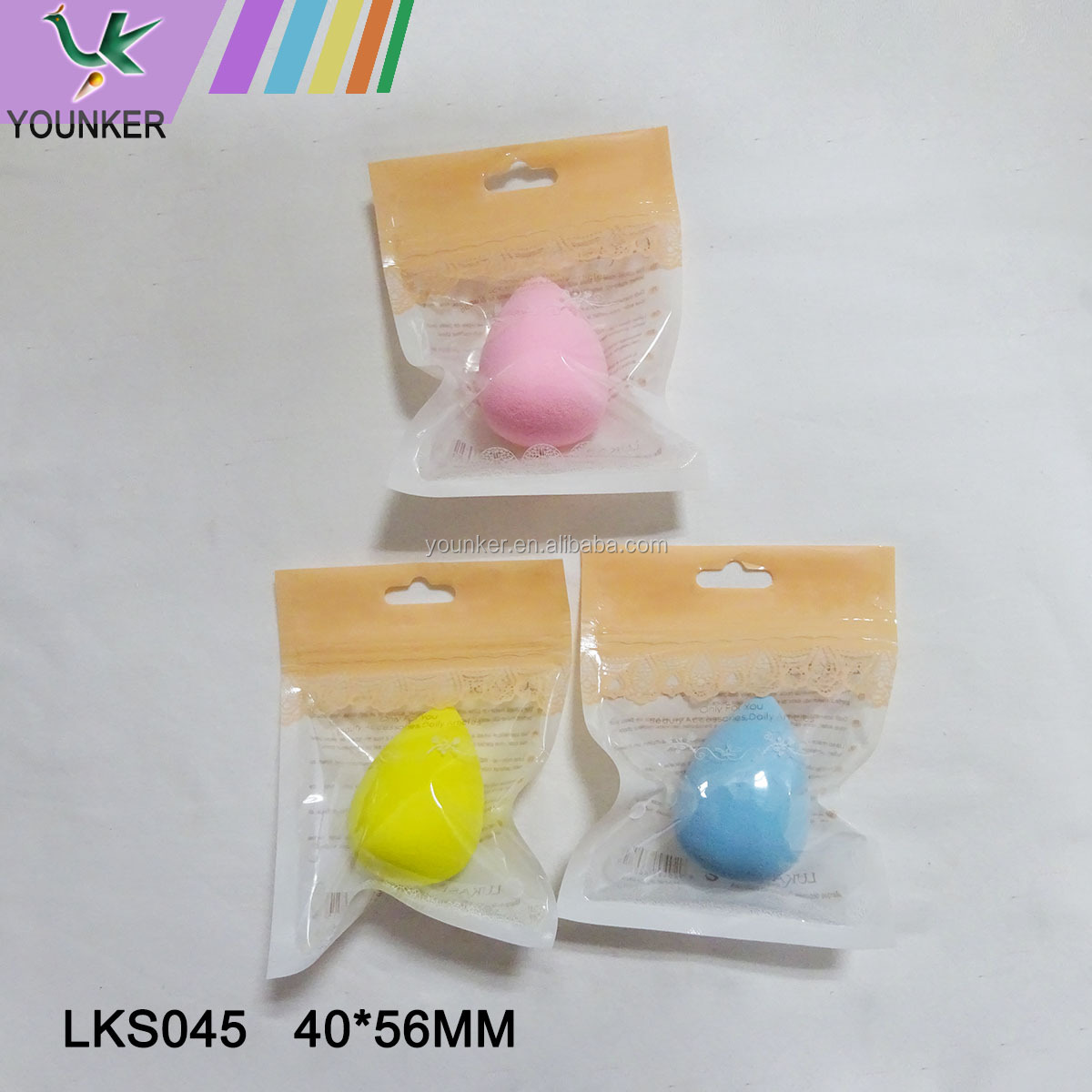 Wholesale Non-latex Makeup Sponge Puff Cosmetic Powder Puff