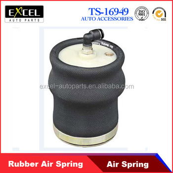 truck rubber air spring/ rubber air bag