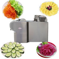 electric wholesale fruit and vegetable cutting machine