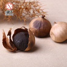 Single / Solo Black Garlic of China -Professional Export