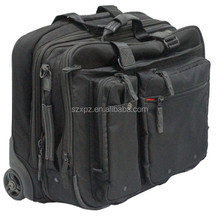 Professional pretty carry on luggage bag with wheels