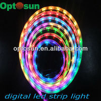 30LEDs 10ICs magic rgb 5050 smd led strip light