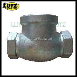 Pneumatic butterfly valve price ball check valve OEM sand casting investment casting cylinder valve customized