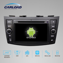 Android 4.4.4 quad core 2 din car dvd gps for suzuki swift 2012