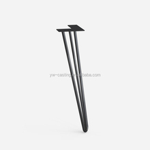 China Professional Manufacture Antique Furniture Accessory Metal Hairpin Table Legs