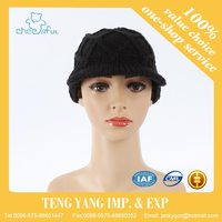 Hot sell promotional bright color fine plush animal head hat custom hat metal hat