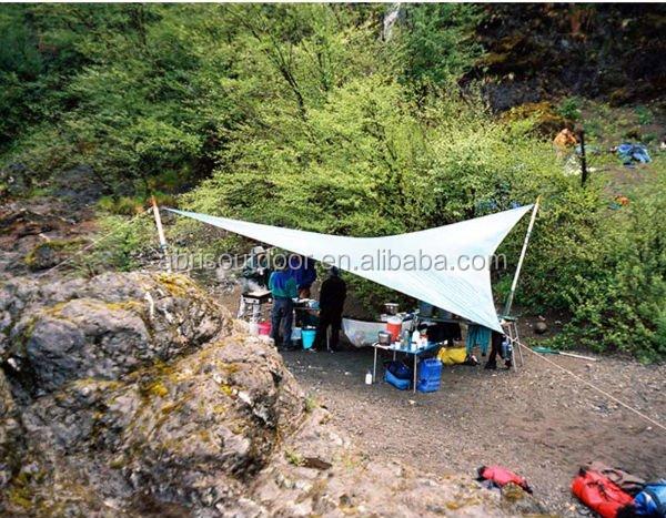 Big awning poly tarpaulin tent sheet for outdoor sun for Abri mural sun shelter