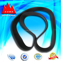 CR made rubber ring/molded rubber profile