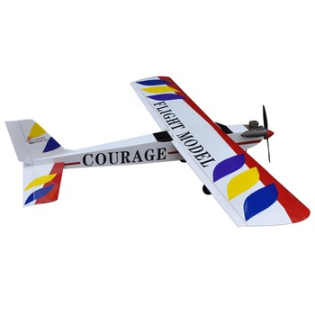 NEW design Courage-10 40 4channels 4servos rc Nitro aircraft model