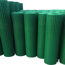 Certificate Manufacturer anticorrosive rolls 3/8 inch galvanized welded wire mesh