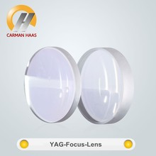 Good Quality YAG Optical glass lens For Laser Cutting Machine