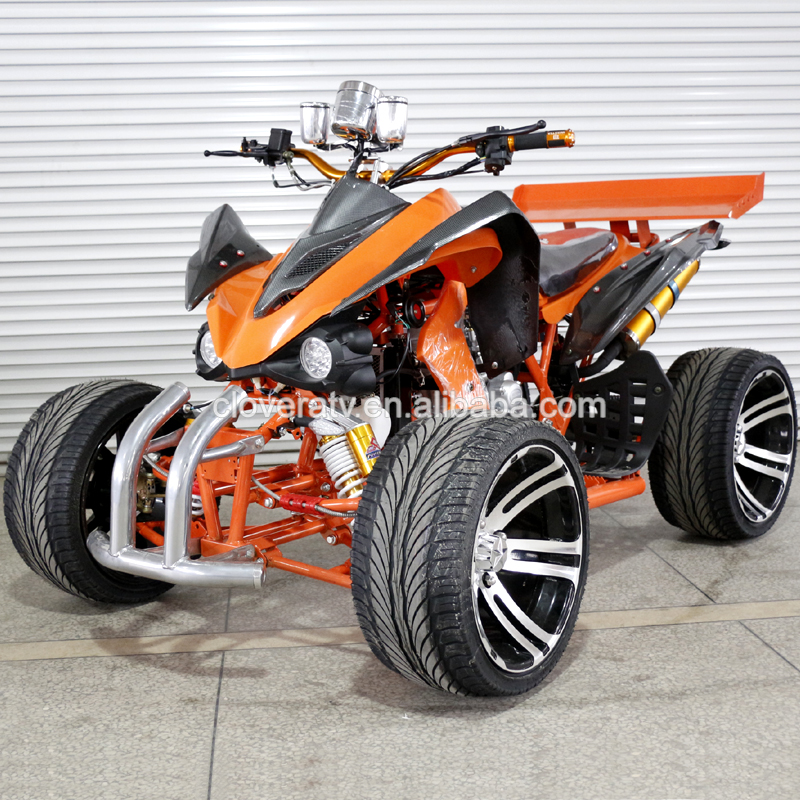 Water Cooled EEC Racing Quad Bike ATV 250CC with Zongshen Engine