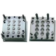 decorative coat Plastic button mould