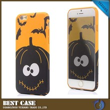 OEM Popular New Style Halloween Custom Design Cases covers For Iphone 5 5S 6 6PLUS 7 7PLUS