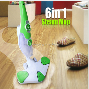 X 6 steam cleaner /6 in 1 steam mop from China factory