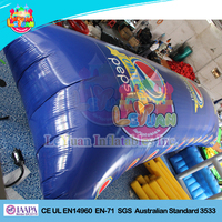 Strong PVC inflatable water blobs for sale