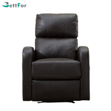 Comfortable fabric/PU push back recliner living room <strong>furniture</strong> BRC-114