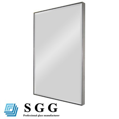 High quality 3mm aluminum mirror glass manufacturer