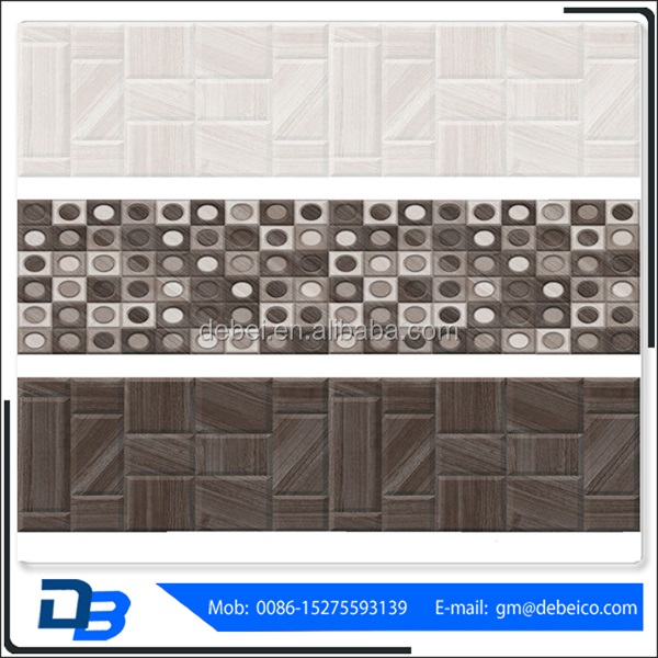 Water absorption and dirt resistant new style venus ceramic wall tile