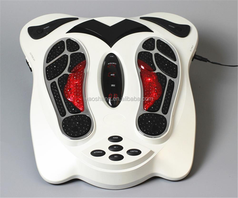 physical therapy TENS infrared heating function foot spa massager