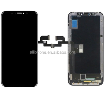Top quality lcd display touch screen digitizer for iPhone X mobile lcd digitizer