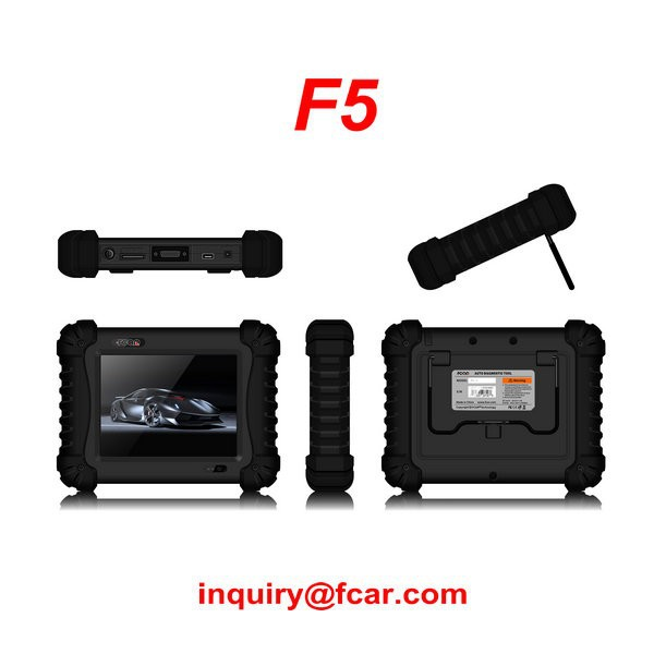 big machine CAT engine diagnostic tool FCAR F5 G scan tool, diagnosis gasoline cars, bus, heavy truck