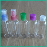Yuyao Yuhui hot sell non spill wholesale 80ml bottles and packaging, empty packaging bottles, bottles with caps