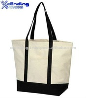 Singapore X-CB25 promotional cotton shopping Bag