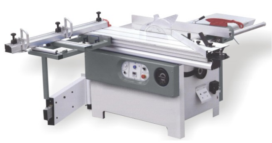 vertical sliding table panel saw wood cutter machinery