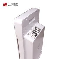Multiply Air Purifier HEPA, Activated, Carbon, Ozone, Negative ion Air freshener for homes