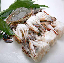 2017 Good Taste Wholesale Frozen Blue Swimming Crab/ Cut Crab/Crab Meat