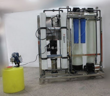 high quality small salty saline water desalination plant for drinking 500LPH