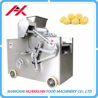 Hot-Selling High Quality Low Price Automatic Cookies Extruder Machine