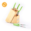 top selling kitchen gadgets 14-piece Knife Set and Wood Block Kitchen Prep Stainless Steel New
