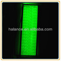 side glow sparkle waterfall fiber optic curtain light