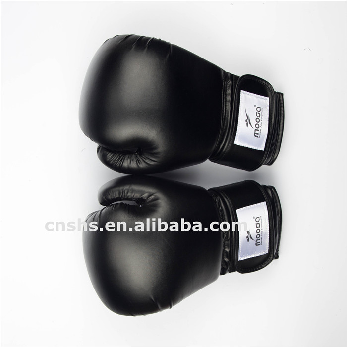 Muay Thai Kick Boxing Gloves Punching MMA Man Training grant taekwondo Velcro