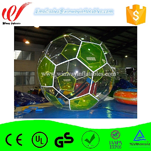 Delightful colors swimming pool balls,water toys,water walking ball WW7318