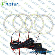 For Honda Corrola Led angel lights for cars angel eyes lights for corolla angel devil eyes xenon light