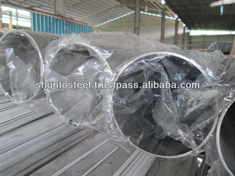 5 inch and 6 inch Welded Stainless Steel Pipe